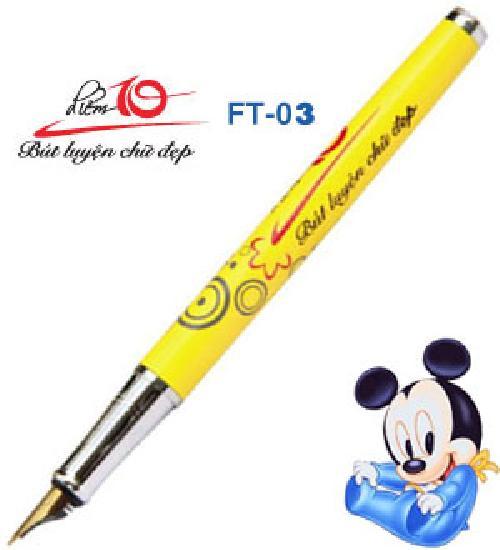 Bút máy luyện chữ đẹp Thiên Long FT-03