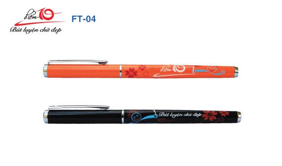 Bút máy luyện chữ đẹp Thiên Long FT-04
