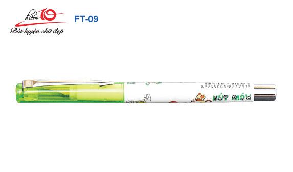 Bút máy luyện chữ đẹp Thiên Long FT-09