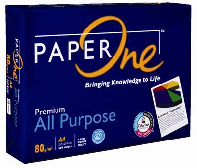 Giấy A4 Paper one định lượng 80gsm
