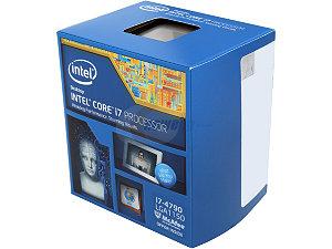 Intel Core i7-4790 Processor  (8M Cache, up to 3.60 GHz)