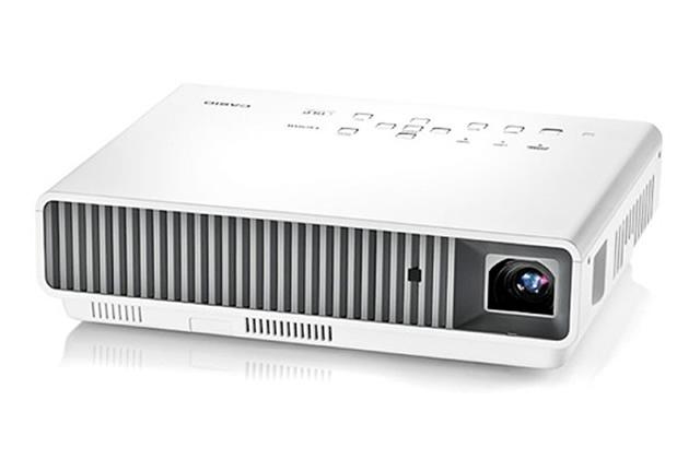 Máy chiếu công nghệ Laser & Led Casio XJ-M141, độ sáng 2,500 ANSI Lumens (XJ-M141)