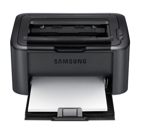 Máy in Samsung ML-1661, Laser trắng đen