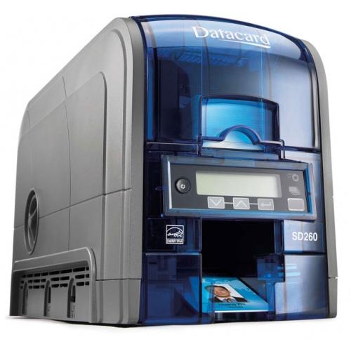 Máy in thẻ Datacard SD260L, in màu một mặt