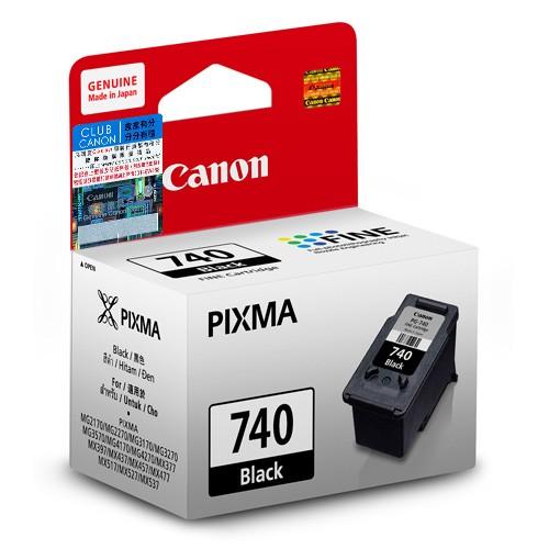 Mực in Canon PG740 BlaCk Ink Cartridge (PG740)