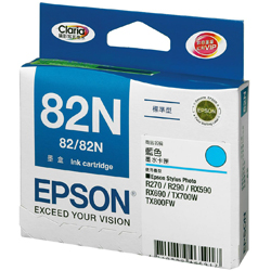 Mực in Epson 82N Cyan Ink Cartridge (T112290)