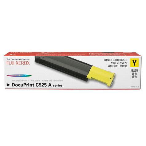 Mực in Fuji Xerox DocuPrint C525A Yellow Toner Cartridge (CT200652)
