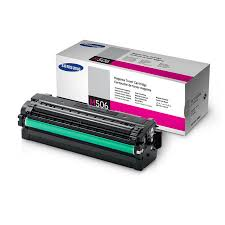 Mực in Samsung CLT-M506L Magenta Toner (3,500 pages)