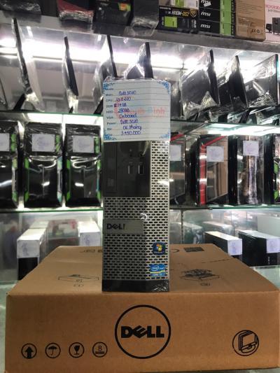 Trọn Bộ : Dell Optiplex 3010, Chíp I3 2100, Ram 4GB, HDD 250GB, LCD 18″5 Inch.