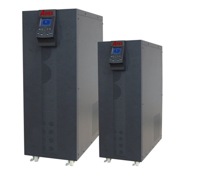 UPS 10KVA Ares AR8810 (8000w) Online Tower