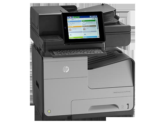 Máy in HP Officejet Enterprise Color Flow MFP X585z (B5L06A)