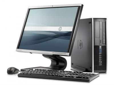 Bộ Máy Tính : HP 8300 SFF, Chíp i5 2400, DDR3 4Gb, HDD 250GB, ổ Đĩa DVD, LCD 20inch