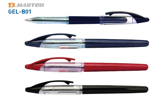 Bút Thiên Long Gel B-01 B.Master