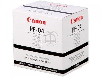 Đầu phu máy in khổ lớn Canon PF-04