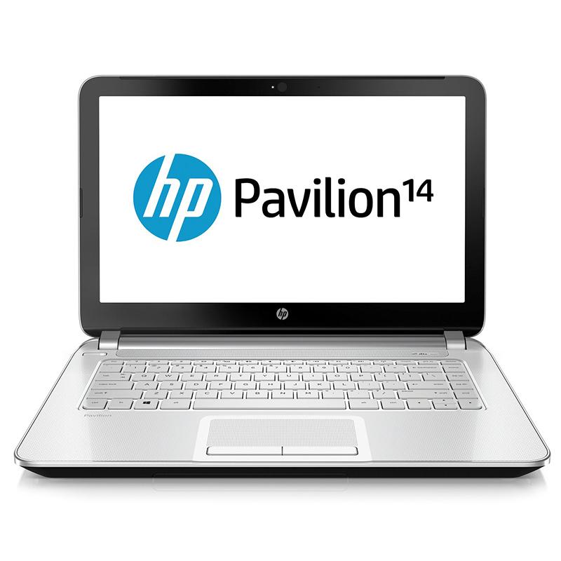 HP Pavilion 14-n005TX F0B95PA Silver