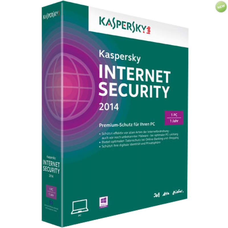 Kaspersky Internet Security 2015/5PC