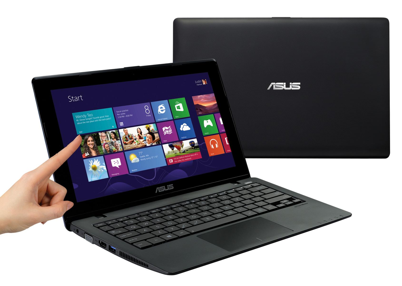 Laptop Asus F200MA-KX653D N3540 2GB/500GB/11.6