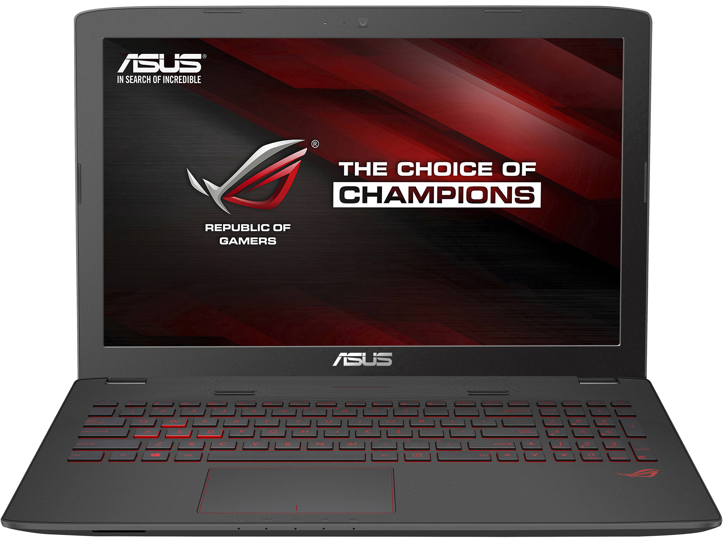 Laptop Asus GL552VX-DM143D -I5-6300H-8GB DRRL4-1TB-15.6