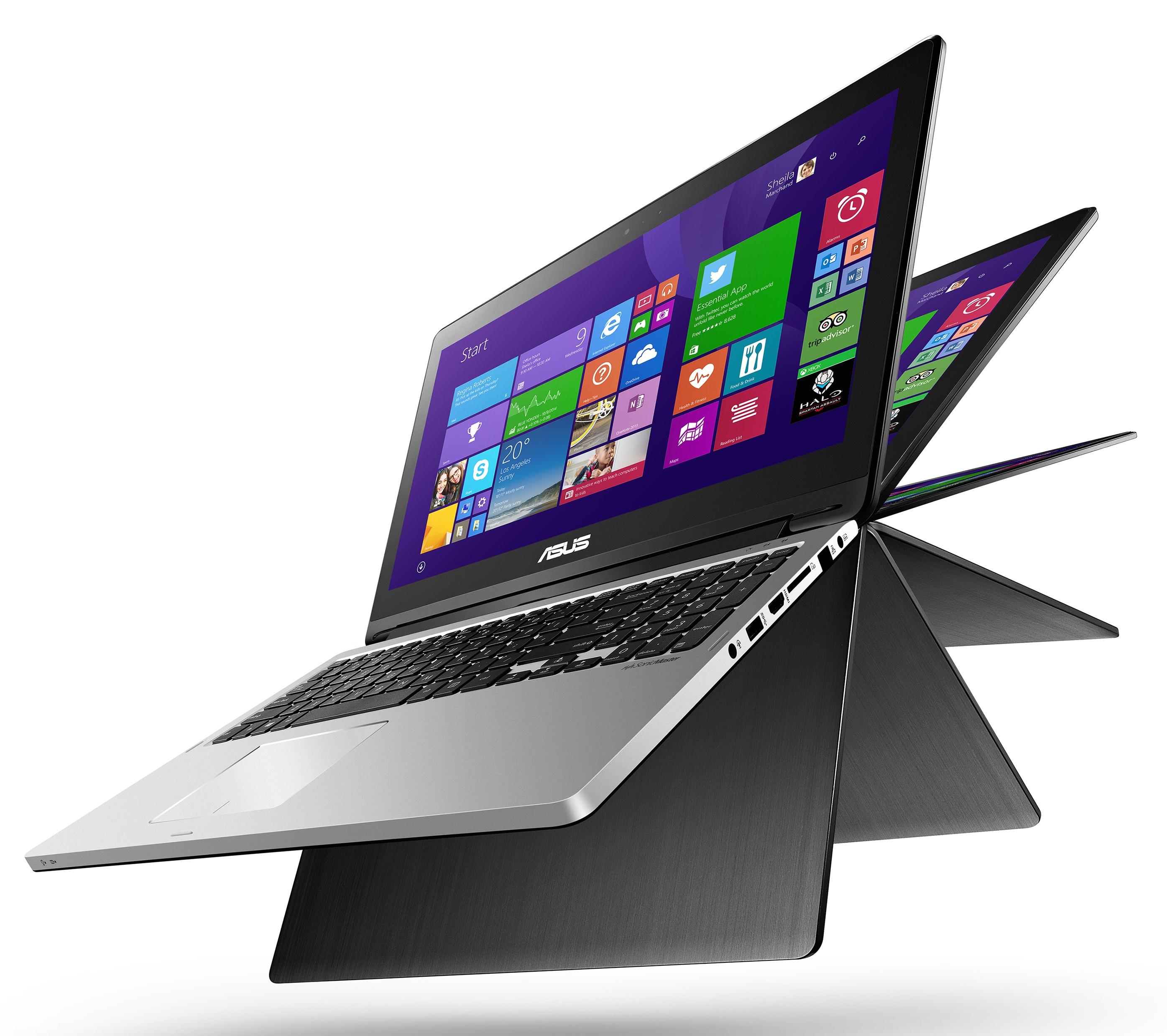 Laptop Asus TP300LA-DW060H Core i3 4030U 4GB/500GB/13.3