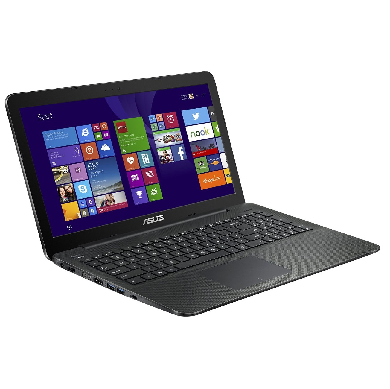 Laptop Asus X554LA-XX1233D core i3 5010U 2GB/500GB/15.6