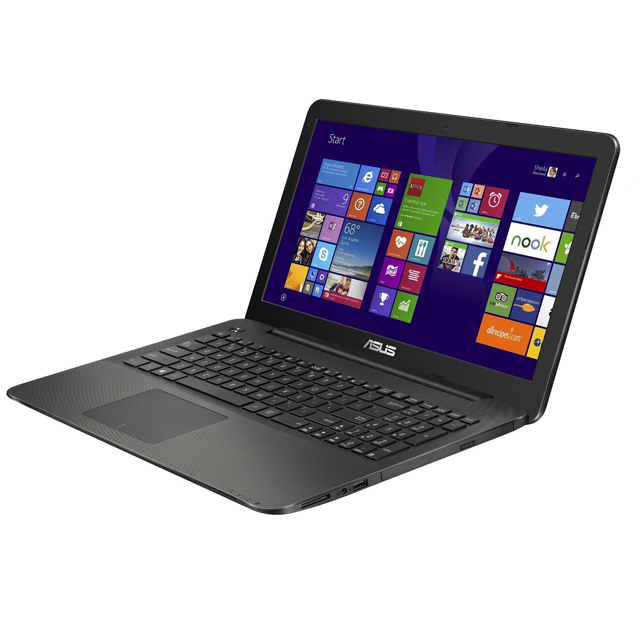 Laptop Asus X554LP-XX064D Core i5 5200U 4GB/500GB/VGA AMD R5 M230-1GB/15.6