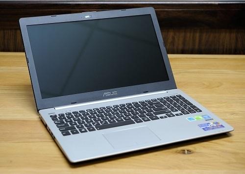 Laptop ausus K551LN-XX318D core i5 4210U 24GB SSD VGA GT840M 2GB 15.6