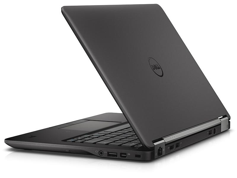 """Laptop Dell Latitude E7250-6976 Ultrabook: i7-5600U 2.6Ghz/8GB/256GB SSD/12.5"""" (Đen)"""
