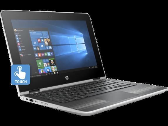 Laptop HP Core i3 Pavilion x360 11-u046tu (X3C24PA) (Silver)