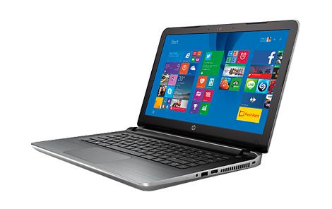 Laptop HP Pavilion 14-ab165TX T9F65PA Silver