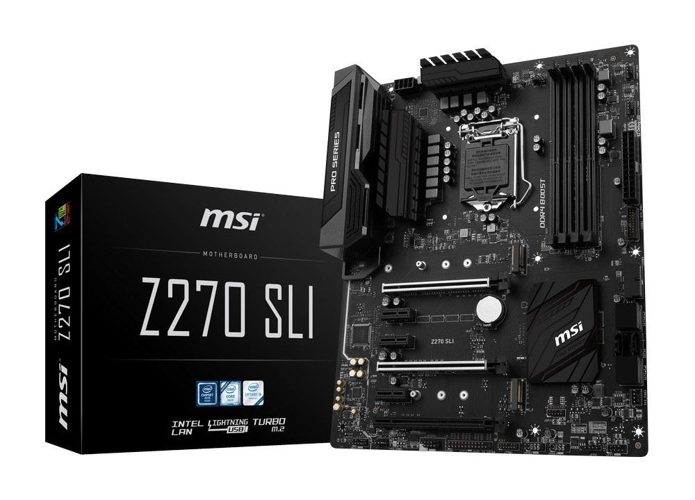 Mainboard MSI 270 SLI Socket 1151 (270 SLI)