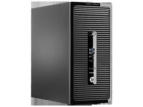 Máy bộ HP ProDesk 400 G2, Core i5-4590/4GB/500GB (N3T11PA)