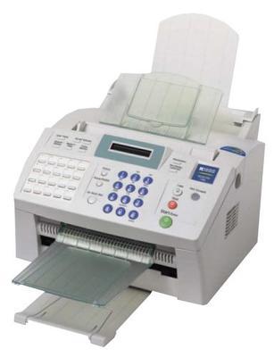 Máy Fax Ricoh 1120L Laser trắng đen