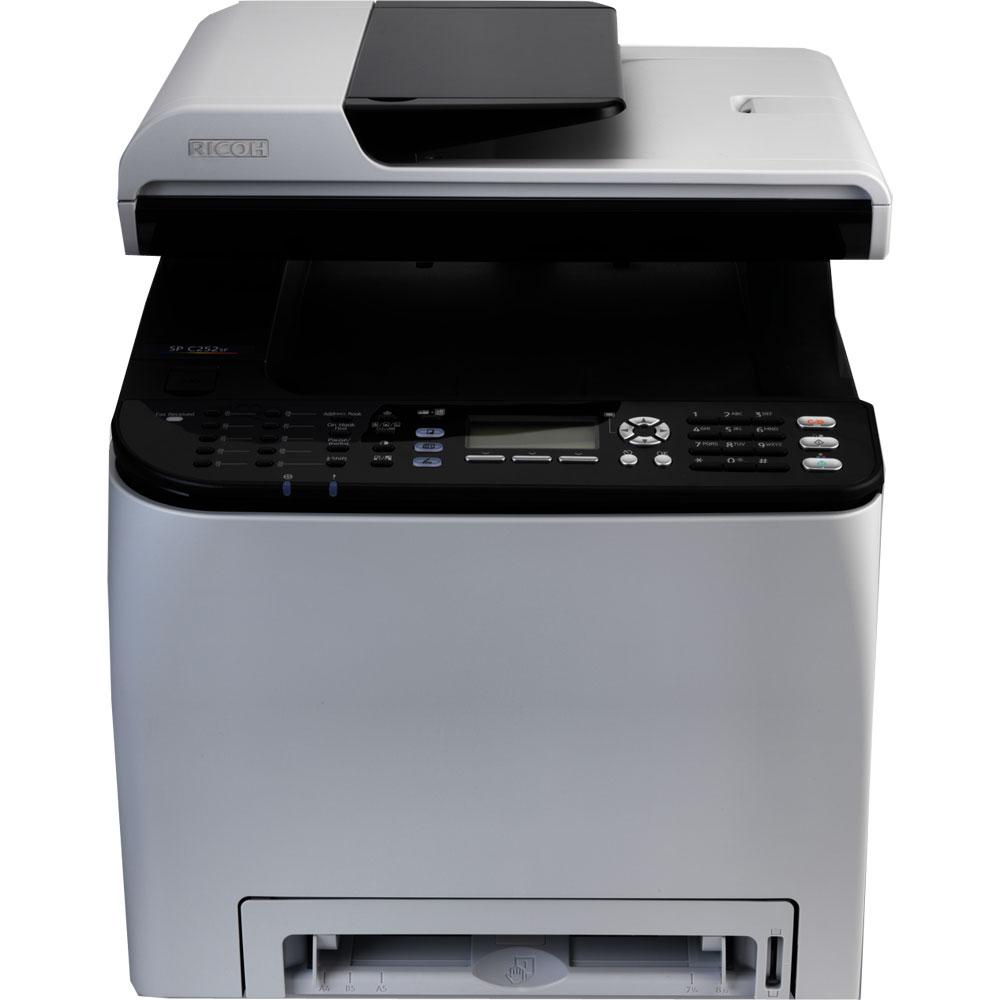 Máy in đa năng Ricoh SPC250SF, (Print / Copy / Scan / Fax)