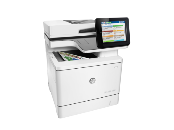 Máy in HP Color LaserJet Enterprise MFP M577dn (B5L46A)