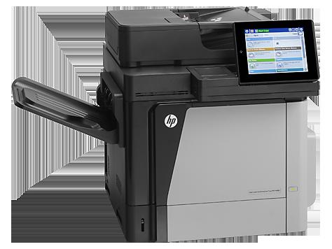Máy in HP Color LaserJet Enterprise MFP M680dn (CZ248A)