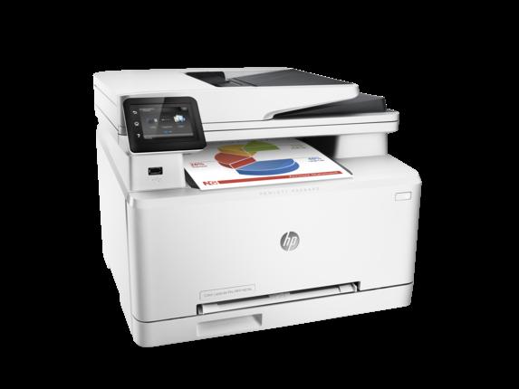 Máy in HP Color LaserJet Pro MFP M274n (M6D61A)
