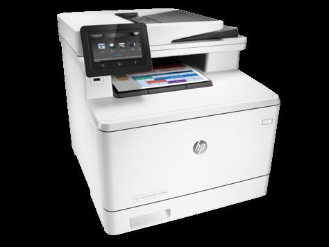 Máy in HP Color LaserJet Pro MFP M377dw (M5H23A)