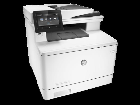Máy in HP Color LaserJet Pro MFP M477fdw (CF379A)