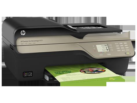 Máy in HP Deskjet Ink Advantage 4615 All in One Printer (CZ283B)