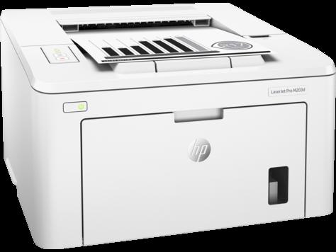Máy in HP LaserJet Pro M203d (G3Q50A)
