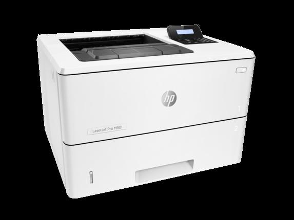 Máy in HP LaserJet Pro M501n (J8H60A)