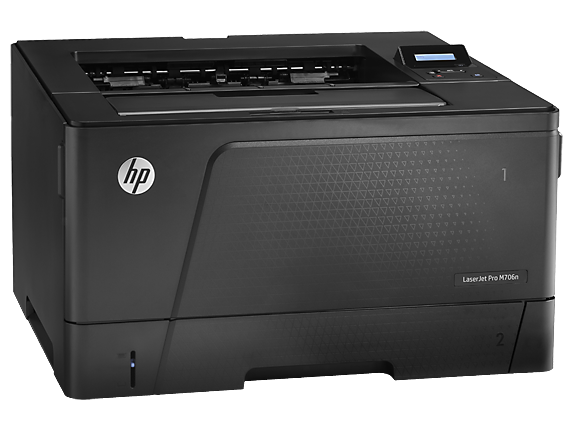 Máy in HP LaserJet Pro M706n, Network, Laser trắng đen khổ A3 (B6S02A)