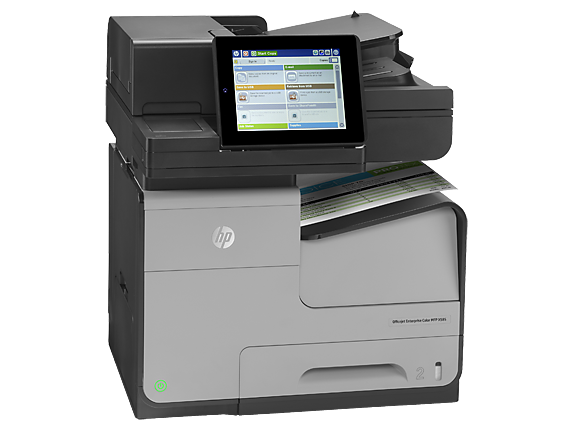 Máy in HP Officejet Enterprise Color MFP X585dn (B5L04A)