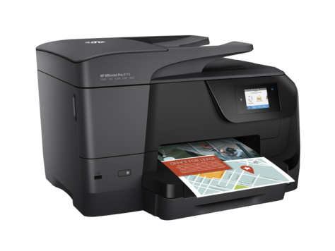Máy in HP OfficeJet Pro 8715 All-in-One Printer (J6X76A)