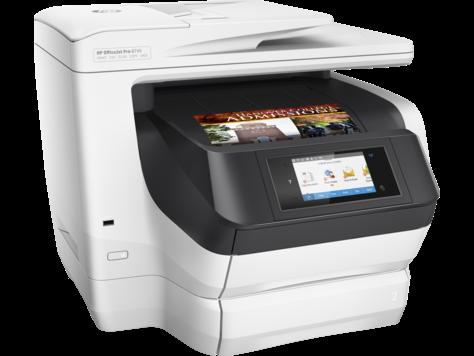 Máy in HP OfficeJet Pro 8745 All-in-One Printer (K7S43A)
