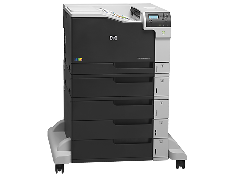 Máy in Laser màu HP Color LaserJet Enterprise M750xh (D3L10A)