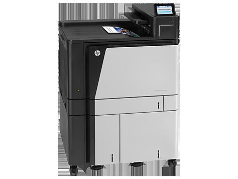 Máy in Laser màu HP Color LaserJet Enterprise M855x+ NFC/Wireless Direct Printer (D7P73A)