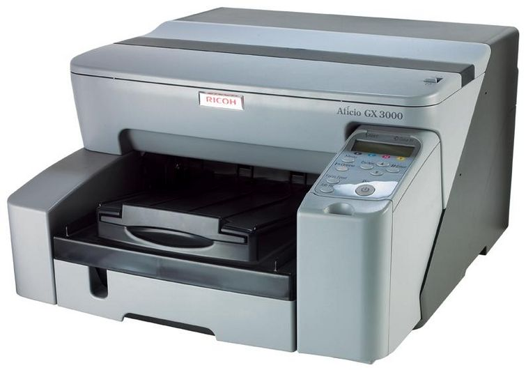 Máy in Ricoh Aficio GX3000 GelSprinter Color Printer