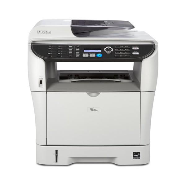 Máy in Ricoh SP3410SF,In, Scan, Copy, Fax, Laser trắng đen