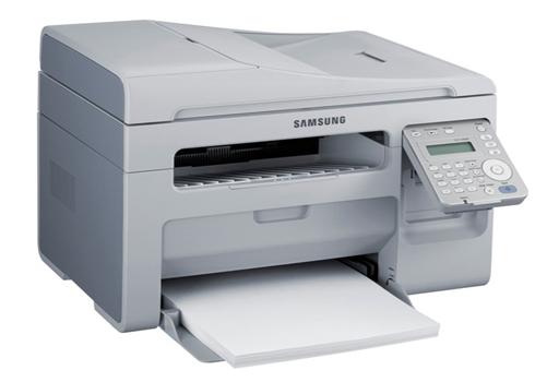 Máy in Samsung SCX 3406FW, In, Scan, Copy, Fax, Wifi, Laser trắng đen